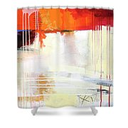 Hell Or High Water #3 Shower Curtain