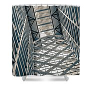 Hennepin County Center Shower Curtain