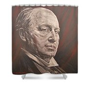 Henry James Shower Curtain