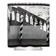 Hidden Passages Venice Viii    Shower Curtain