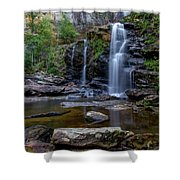 High Falls Majesty Shower Curtain