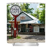 Historic Oark General Store Shower Curtain