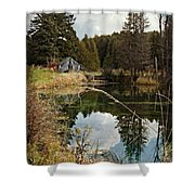 Horning's Home Shower Curtain