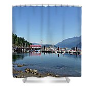 Horseshoe Bay Shower Curtain