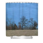 Hot Shower Curtain