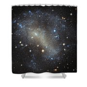 Hubbles Frenzy Of Stars Shower Curtain