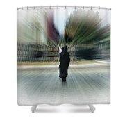 I Walk Alone Shower Curtain