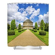 Ickworth House, Image 18 Shower Curtain