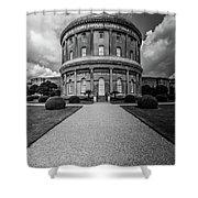 Ickworth House, Image 19 Shower Curtain