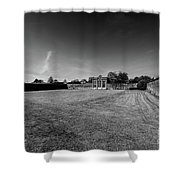 Ickworth House, Image 21 Shower Curtain