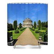 Ickworth House, Image 25 Shower Curtain