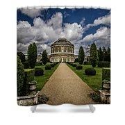Ickworth House, Image 31 Shower Curtain