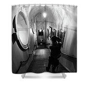 Ickworth House, Image 37 Shower Curtain