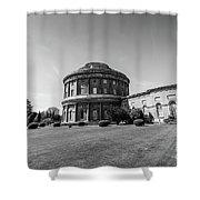 Ickworth House, Image 38 Shower Curtain