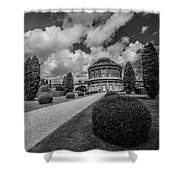 Ickworth House, Image 40 Shower Curtain