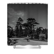 Ickworth House, Image 41 Shower Curtain