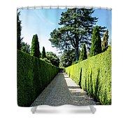 Ickworth House, Image 7 Shower Curtain