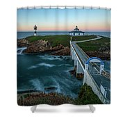 Illa Pancha - Spain Shower Curtain