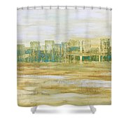 The Illusion Shower Curtain