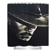 I'm Your Huckleberry Shower Curtain