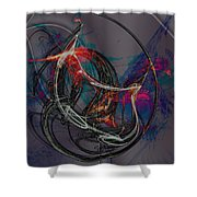 Impact Shower Curtain