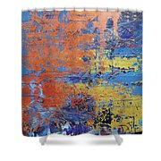 In The Horizon Ll Shower Curtain