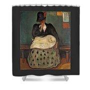 Inheritance - Digital Remastered Edition Shower Curtain