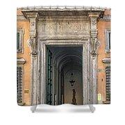 Ioseph Cini Palazzo Ferrini Shower Curtain