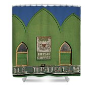Irish Coffee Shower Curtain