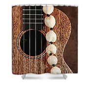 Island Music Shower Curtain
