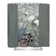 Japanese Modern Interior Art #39 Shower Curtain