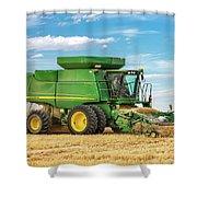 John Deere 9770 Sts Shower Curtain