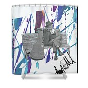 John Lee Shower Curtain