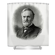 John Sherman Shower Curtain