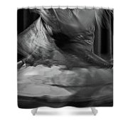 Julia 2 Shower Curtain by Catherine Sobredo