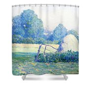 July Afternoon Shower Curtain