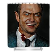 Justin Timberlake Shower Curtain