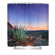 Kayenta Sunset Shower Curtain
