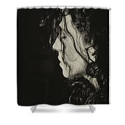 Keira Grant Shower Curtain