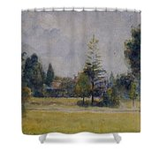 Kew Gardens, 1892 02 Shower Curtain