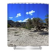 Khowarib Schlucht 4 Shower Curtain