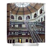 Kilmainham Goal Interior Six Shower Curtain