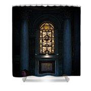King Of Egypt Shower Curtain