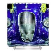 Lagonda Shower Curtain