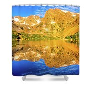 Lake Isabelle, Revisited Shower Curtain