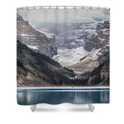 Lake Louise No 1 Shower Curtain