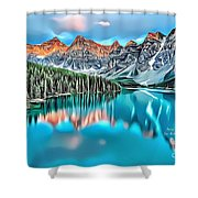 Landscapes 31 Shower Curtain