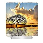 Landscapes 33 Shower Curtain