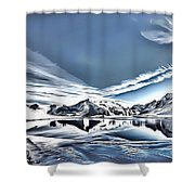 Landscapes 40 Shower Curtain