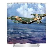 Leader Of The Pack Shower Curtain